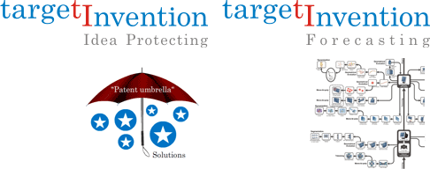 Target Invention Idea Protecting and Forecasting technologies